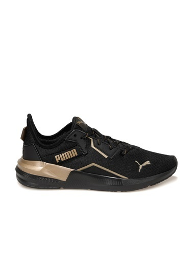 Puma Kadın Siyah Platinum Metallic Sneakers 19377301001 Siyah